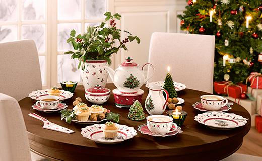 Villeroy and boch christmas 2017 shop on line villeroy and for Villeroy boch christmas
